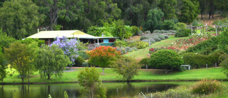 Pemberton Lavender and Berry Farm Cafe and Cottages - Accommodation Gold Coast