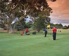 Barham Golf Resort - Accommodation Gold Coast