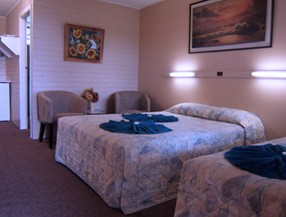 Whitsunday Palms Motel - Accommodation Gold Coast