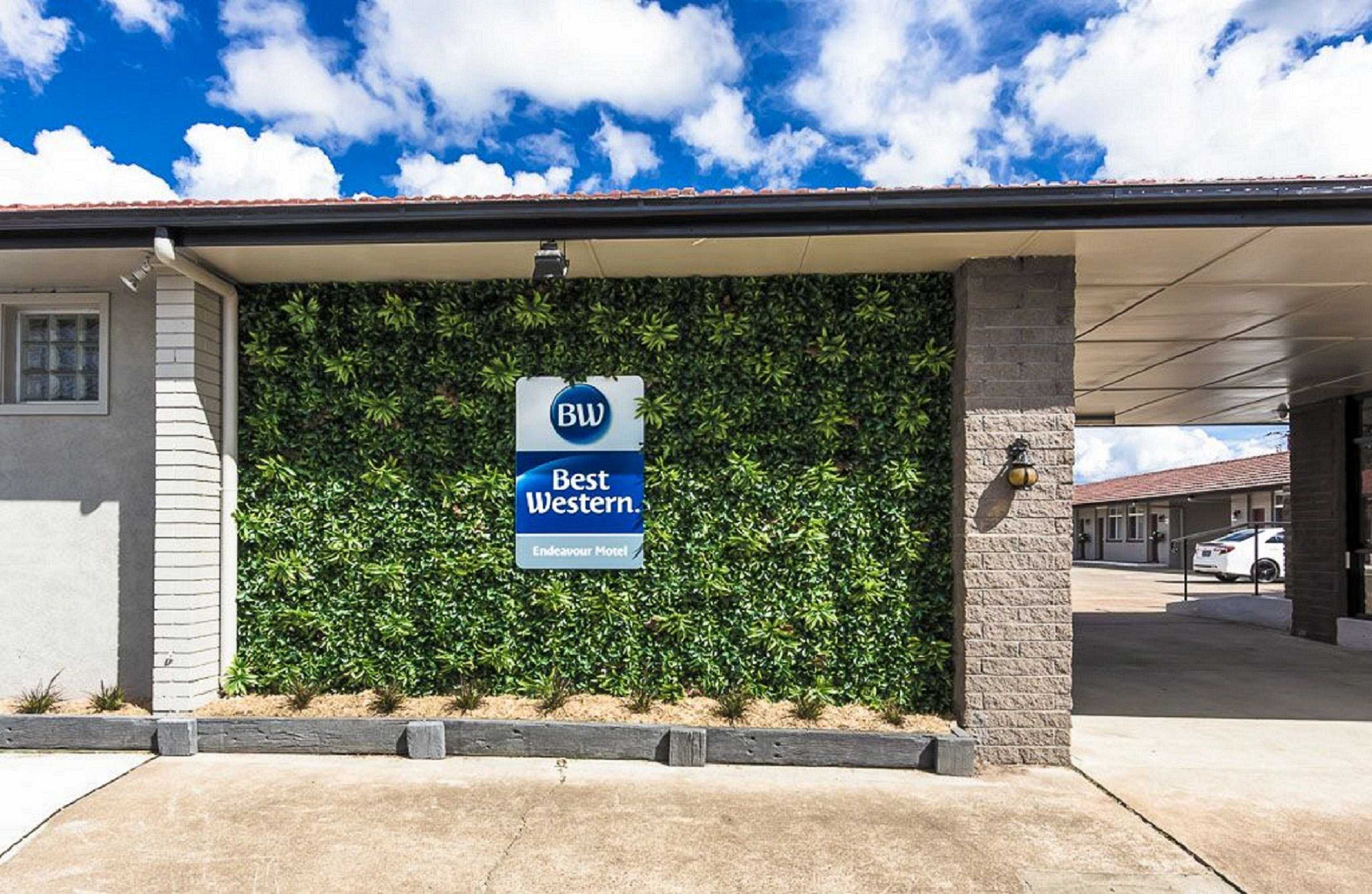 Best Western Endeavour Motel - Accommodation Gold Coast