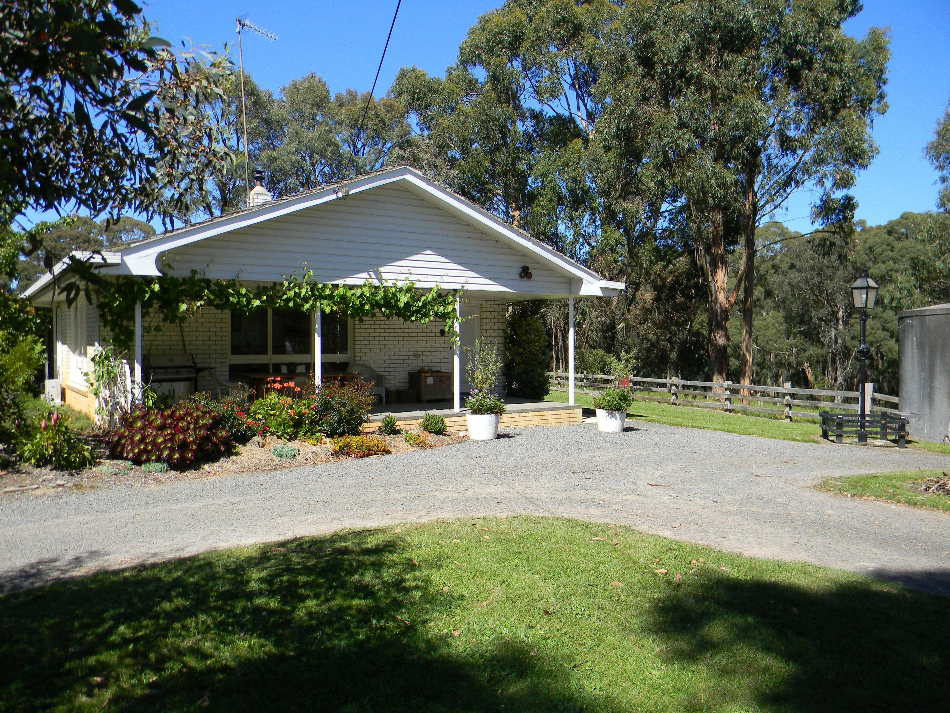 Cygnet Park Country Retreat - Accommodation Gold Coast