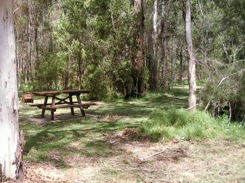 Mulloon Creek campground - Accommodation Gold Coast