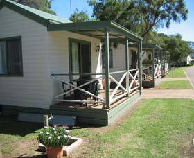 Stratford On The River Tourist Park - Accommodation Gold Coast