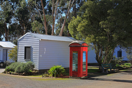 Shady Acres Caravan Park Ballarat - Accommodation Gold Coast