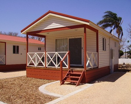 Outback Oasis Caravan Park - Accommodation Gold Coast