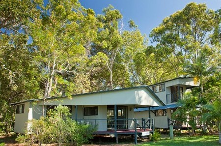 Wooli River Lodges - Accommodation Gold Coast