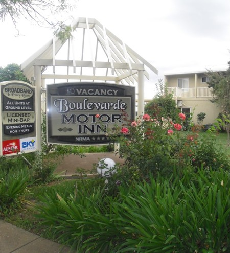 Boulevarde Motor Inn - Accommodation Gold Coast