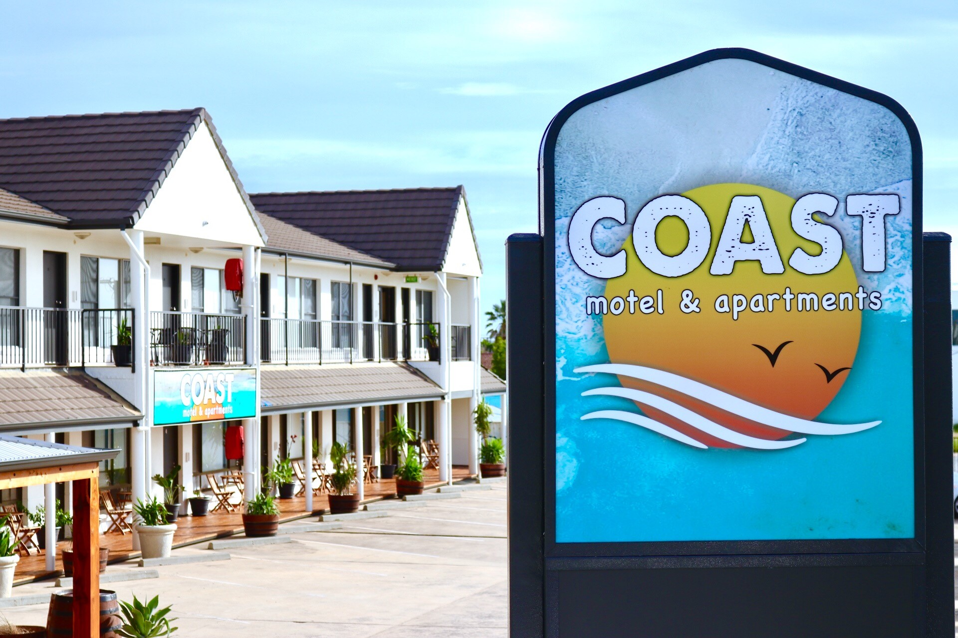 COAST Motel and Apartments - Accommodation Gold Coast