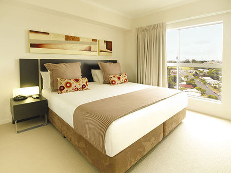 Oaks Aspire Apartments - Accommodation Gold Coast