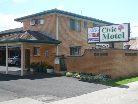 Civic Motel Grafton - Accommodation Gold Coast