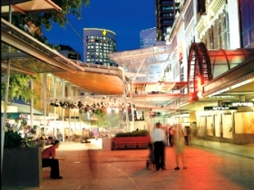 Queen Street Mall - Accommodation Gold Coast