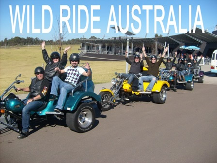 A Wild Ride - Accommodation Gold Coast
