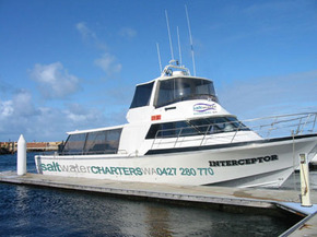 Saltwater Charters WA - Accommodation Gold Coast