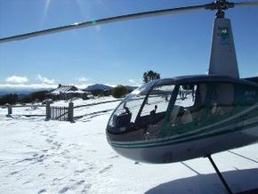 Alpine Helicopter Charter Scenic Tours - Accommodation Gold Coast