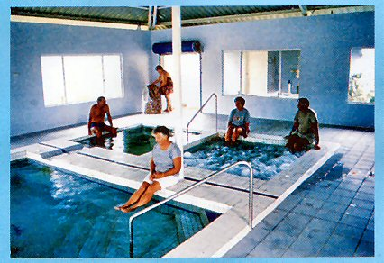 Innot Hot Springs Leisure  Health Park - Accommodation Gold Coast
