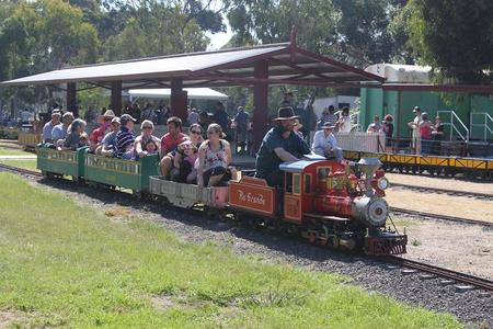 Altona Miniture Railway - Accommodation Gold Coast