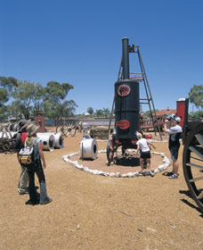 Ben Prior's Open Air Museum - Accommodation Gold Coast