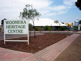 Woomera Heritage and Visitor Information Centre - Accommodation Gold Coast
