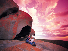 Remarkable Rocks Flinders Chase National Park - Accommodation Gold Coast