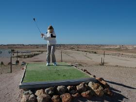 Coober Pedy Opal Fields Golf Club - Accommodation Gold Coast