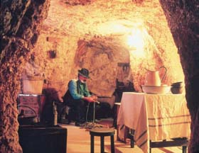 Umoona Opal Mine And Museum - Accommodation Gold Coast