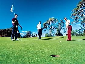 Dover Golf Club Inc - Accommodation Gold Coast