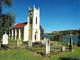 St Matthias Anglican Church - Accommodation Gold Coast