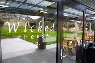 The Wicked Cheese Company - Accommodation Gold Coast
