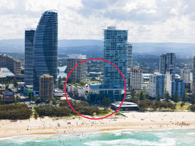 Oasis Shopping Centre - Accommodation Gold Coast