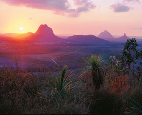 Glass House Mountains National Park - Accommodation Gold Coast