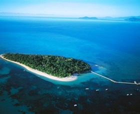 Green Island National Park - Accommodation Gold Coast