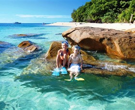 Fitzroy Island National Park - Accommodation Gold Coast