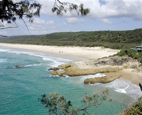 Main Beach North Stradbroke Island - Accommodation Gold Coast