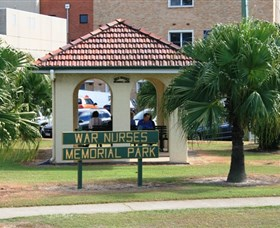 Bundaberg War Nurses Memorial and Park - Accommodation Gold Coast