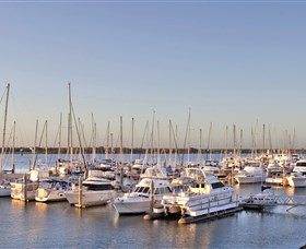 Bundaberg Port Marina - Accommodation Gold Coast