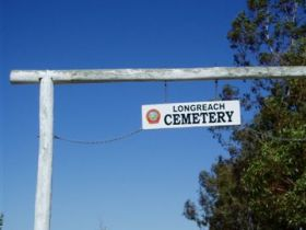 Longreach Cemetery - Accommodation Gold Coast
