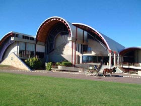 Australian Stockmans Hall of Fame and Outback Heritage Centre - Accommodation Gold Coast