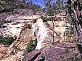 Emerald Creek Falls - Accommodation Gold Coast
