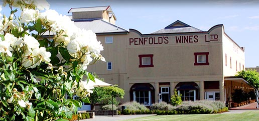Penfolds Barossa - Accommodation Gold Coast