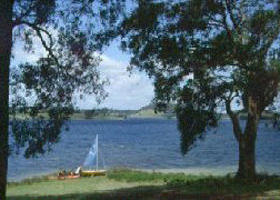 Sugarloaf Reservoir Park - Accommodation Gold Coast