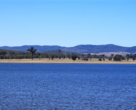 Coolmunda Dam - Accommodation Gold Coast