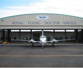 Royal Flying Doctor Service Dubbo Base Education Centre Dubbo - Accommodation Gold Coast
