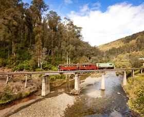 Walhalla Goldfields Railway - Accommodation Gold Coast