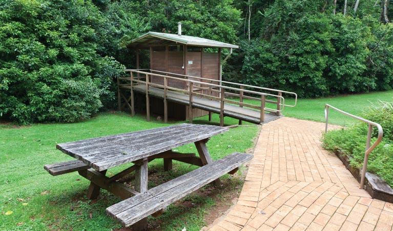 The Glade picnic area - Accommodation Gold Coast