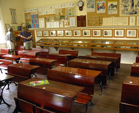 Alumny Creek School Museum and Reserve - Accommodation Gold Coast