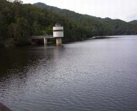 Clarrie Hall Dam - Accommodation Gold Coast