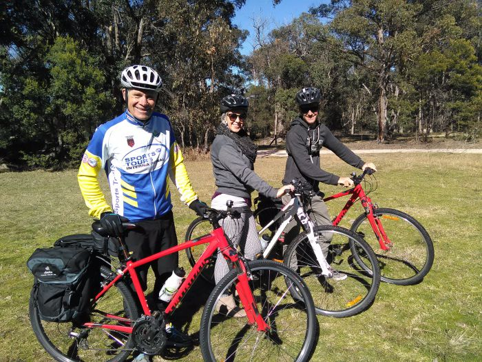 Granite Belt Bicycle Tours and Hire - Accommodation Gold Coast