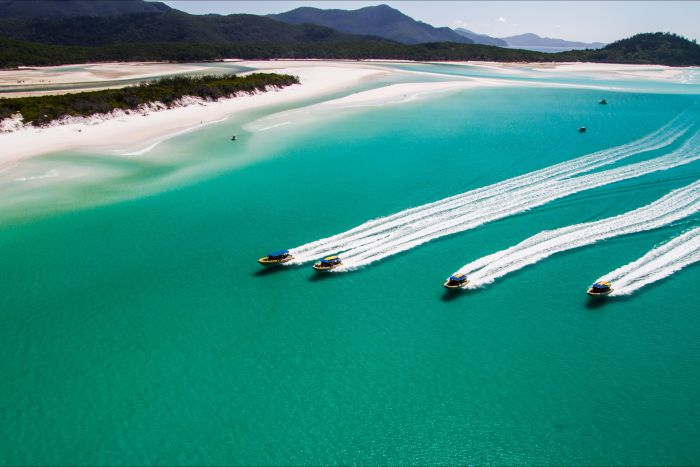 Ocean Rafting - Accommodation Gold Coast