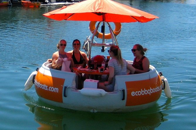 Self-Drive BBQ Boat Hire Mandurah - Group of 3 - 6 people - Accommodation Gold Coast
