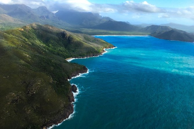 90-Minute Hinchinbrook Island Scenic Helicopter Flight - Accommodation Gold Coast
